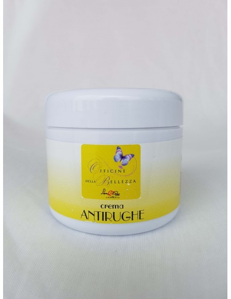 Crema antirughe all'acido ialuronico