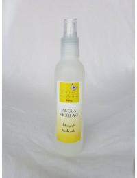 Acqua micellare detergente tonificante