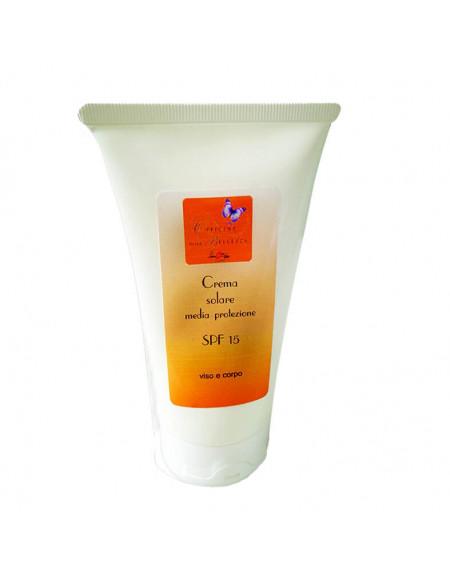 Crema Solare Media Protezione SPF 15