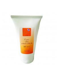 Crema solare protezione molto alta SPF 50+
