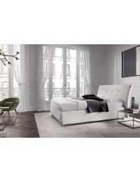 Luxury - Letto contenitore - Struttura e rete